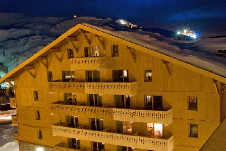 Appartementen Sun Valley