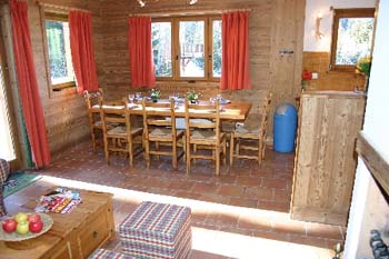 Chalets La Tania