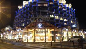 Wintersport - Ski - Hotel Alpina - Chamonix - Chamonix Mont Blanc - Frankrijk