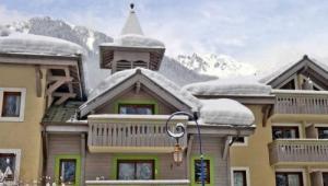 Wintersport - Ski - La Ginabelle - Chamonix - Chamonix Mont Blanc - Frankrijk