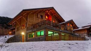 Wintersport - Ski - Chalet Vuargnes - Châtel - Les Portes du Soleil - Frankrijk