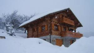 Wintersport - Ski - Chalet Muverant - Châtel - Les Portes du Soleil - Frankrijk