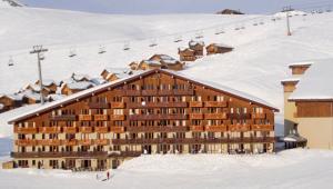 Wintersport - Ski - Appartementen Le Mont Soleil - La Plagne - Paradiski - Frankrijk