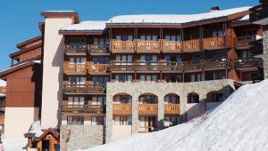 Wintersport - Ski - Appartementen Les Constellations - La Plagne - Paradiski - Frankrijk