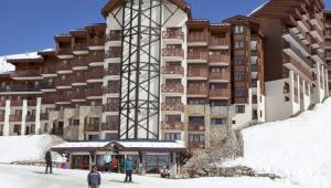 Wintersport - Ski - Appartementen Les Néreïdes - La Plagne - Paradiski - Frankrijk