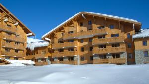 Wintersport - Ski - Appartementen Sun Valley - La Plagne - Paradiski - Frankrijk