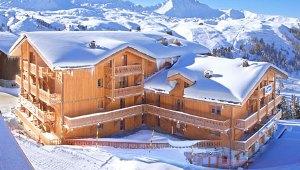 Wintersport - Ski - Chalet les Balcons - La Plagne - Paradiski - Frankrijk