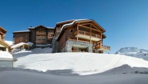 Wintersport - Ski - Les Granges du Soleil - La Plagne - Paradiski - Frankrijk