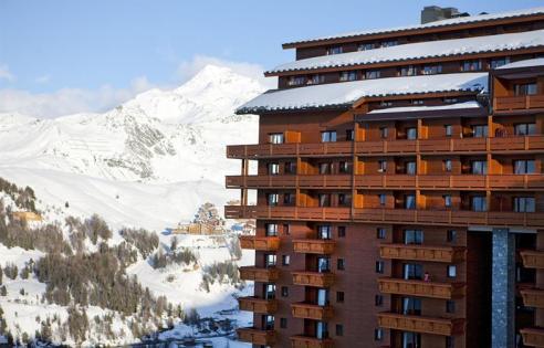 Wintersport - Ski - Les Hauts Bois - La Plagne - Paradiski - Frankrijk
