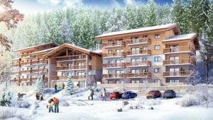 Wintersport - Ski - Residence Les Marmottons - La Rosière - Espace San Bernardo - Frankrijk