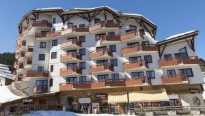 Wintersport - Ski - Appartementen Le Britania - La Tania - Les Trois Vallées - Frankrijk
