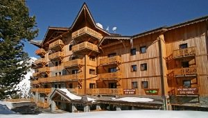 Wintersport - Ski - Chalet de l'Ours - Les Arcs - Paradiski - Frankrijk