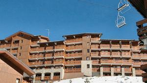 Wintersport - Ski - Appartementen Les Sentiers du Tueda - Méribel - Les Trois Vallées - Frankrijk