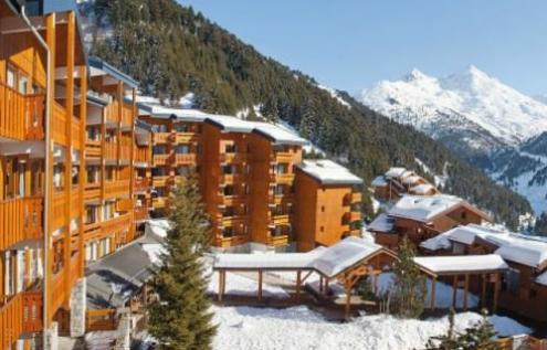 Wintersport - Ski - Les Crêts - Méribel - Les Trois Vallées - Frankrijk