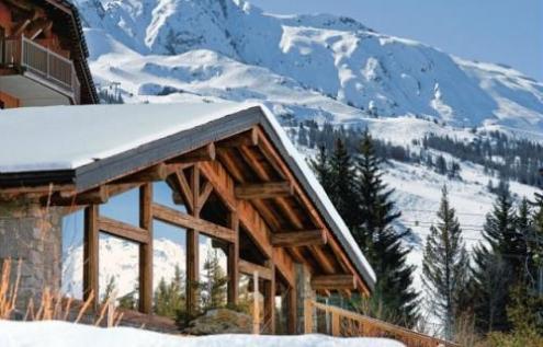 Wintersport - Ski - Les Fermes de Méribel - Méribel - Les Trois Vallées - Frankrijk