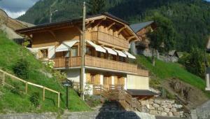 Wintersport - Ski - Chalet Chanterelle - Morzine - Les Portes du Soleil - Frankrijk