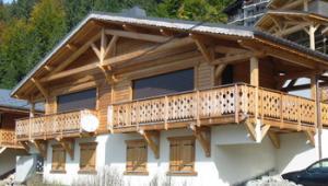 Wintersport - Ski - Chalet Rose et Chardon - Morzine - Les Portes du Soleil - Frankrijk