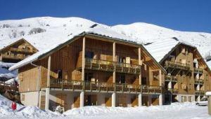 Wintersport - Ski - La Fontaine du Roi - St. Jean d'Arves - Les Sybelles - Frankrijk