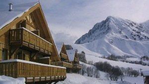 Wintersport - Ski - Les Chalets de la Fontaine - St. Jean d'Arves - Les Sybelles - Frankrijk