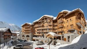 Wintersport - Ski - Appartementen Le Telemark - Tignes - Espace Killy - Frankrijk