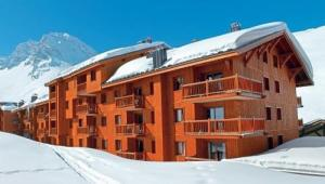 Wintersport - Ski - L'Ecrin des Neiges - Tignes - Espace Killy - Frankrijk