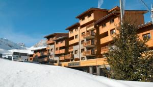 Wintersport - Ski - Le Nevada - Tignes - Espace Killy - Frankrijk