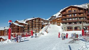 Wintersport - Ski - Appartementen Village Montana - Val Thorens - Les Trois Vallées - Frankrijk