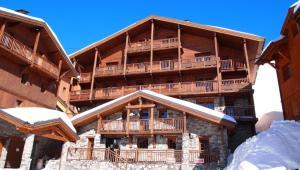 Wintersport - Ski - Chalets du Soleil Mouflon - Val Thorens - Les Trois Vallées - Frankrijk