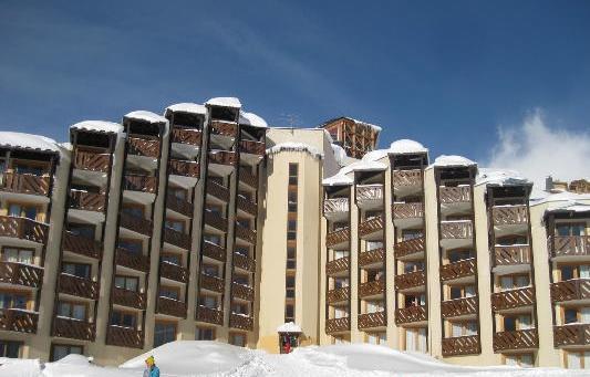 Wintersport - Ski - Appartementen Le Machu Pichu - Val Thorens - Les Trois Vallées - Frankrijk