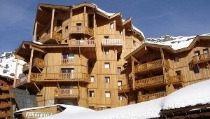 Wintersport - Ski - Chalet Altitude - Val Thorens - Les Trois Valles - Frankrijk