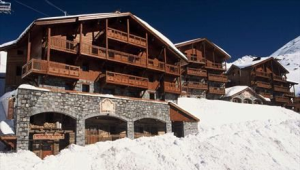 Wintersport - Ski - Chalets du Soleil - Val Thorens - Les Trois Valles - Frankrijk