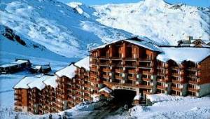 Wintersport - Ski - Appartementen Cheval Blanc - Val Thorens - Les Trois Valles - Frankrijk