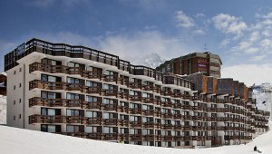 Wintersport - Ski - Residence Tourotel (zaterdag) - Val Thorens - Les Trois Vallées - Frankrijk