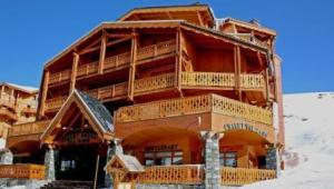 Wintersport - Ski - Chalet Val2400 - Val Thorens - Les Trois Valles - Frankrijk