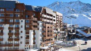 Wintersport - Ski - Appartementen Val Thorens - Val Thorens - Les Trois Vallées - Frankrijk