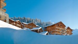Wintersport - Ski - Appartementen L'Orée des Cimes - Vallandry - Paradiski - Frankrijk