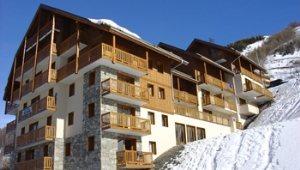 Wintersport - Ski - Appartementen Les Valmonts - Valloire - Galibier Thabor - Frankrijk