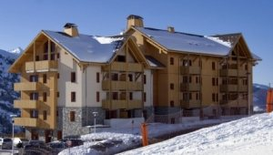 Wintersport - Ski - Appartementen Le Vermont - Valmeinier - Galibier Thabor - Frankrijk