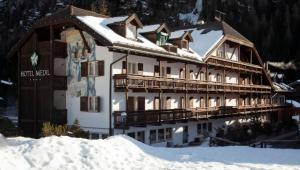 Wintersport - Ski - Hotel Medil Wellness & Family - Campitello di Fassa - Dolomiti Superski - Italië