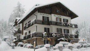 Wintersport - Ski - Hotel El Paso - Fai Della Paganella - Skirama Dolomiti - Italië