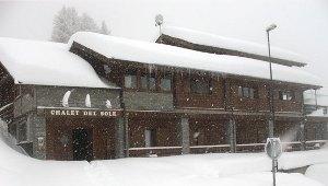 Wintersport - Ski - Chalet del Sole - Sauze d'Oulx - Via Lattea - Italië