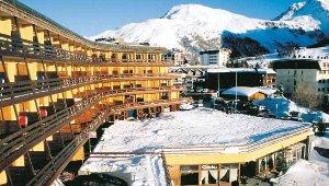 Wintersport - Ski - Grand Hotel Sestriere - Sestriere - Via Lattea - Italië