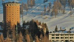 Wintersport - Ski - Hotel Torre Rossa - Sestriere - Via Lattea - Italië