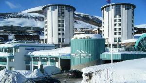 Wintersport - Ski - Appartementen Villaggio Olimpico - Sestriere - Via Lattea - Italië