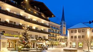 Wintersport - Ski - Hotel Salzburgerhof - Bad Hofgastein - Ski Amadé - Oostenrijk