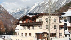Wintersport - Ski - Pension Alpenheim Jörgele - Sölden - Ötztal - Oostenrijk