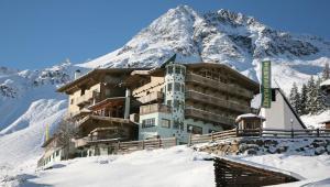 Wintersport - Ski - Hotel Alm-Ferienclub Silbertal - Sölden - Ötztal - Oostenrijk