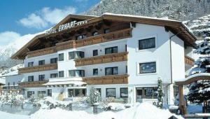 Wintersport - Ski - Hotel Erhart - Sölden - Ötztal - Oostenrijk