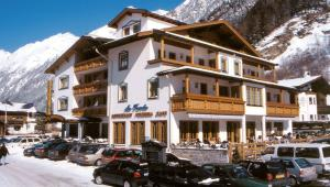 Wintersport - Ski - Hotel Rosengarten - Sölden - Ötztal - Oostenrijk