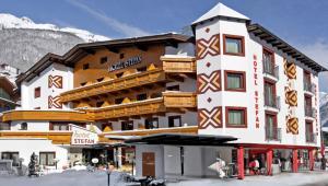 Wintersport - Ski - Hotel Stefan - Sölden - Ötztal - Oostenrijk